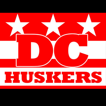 Primary Logo Design for the 2016 season for the DC Huskers Alumni Group. Sold on t-shirts at group events as a fund raiser.